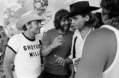Billy Joe Shaver Willie Nelson | 1973 in Country