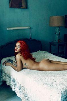 """""""Rihanna For Vanity Fair """""""