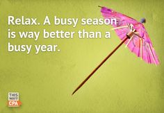 Meet #CPAs who handle busy season just fine.