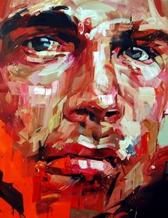 ANDREW SALGADO | AN ALTERED PEACE 2012 - Detail | Oil on canvas - 120x150cm