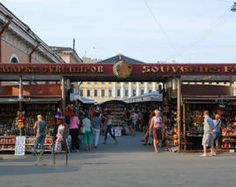 Souvenirs Fair   Shopping   St. Petersburg