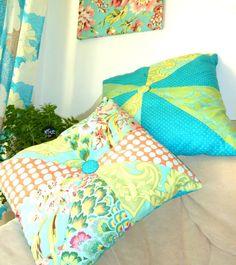 quilt pillows, DIY pillow