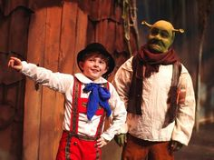 Shrek the Musical opens in Norwell this week