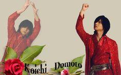 堂本光一 Domoto Koichi (堂本光一 Domoto Koichi) - 桌布秀