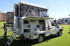 Custom Campers by Wilmax Aluminium Fabrications Pickup Camper, Car Camper, Off Road Camper, Camper Trailers, Ute Camping, Camping Canopy, Truck Camping, Pop Top Camper, Slide In Camper