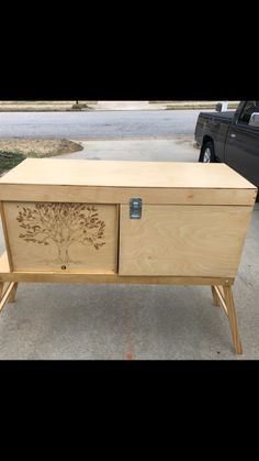 Chuck Box, Camping Kitchen, Outdoor Camping, Glamping, Storage Chest, Camper, Kitchens, Survival, Hiking
