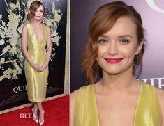 Olivia Cooke - 'The Quiet Ones' LA Premiere » Red Carpet Fashion ...