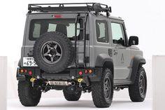 Suzuki Jimny Off Road, Jimny Suzuki, Camping Fridge, Jimny Sierra, Baby Rhino, 4x4 Trucks, Car Humor, Baby Pictures, Volkswagen