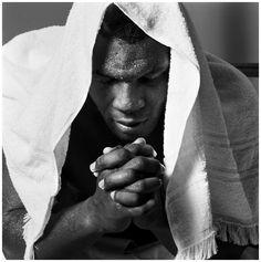 Mike Tyson Michael Comte 1990