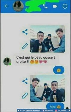 #Vendeurdereve - Image drole à découvrir sur V.D.R. les dernières images drôles du web Funny Sms, Funny Messages, A Funny, Funny Jokes, Lol, Minion Humour, Funny Conversations, Can't Stop Laughing, Love Memes