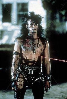 sammi curr - Google Search Horror Fiction, Horror Movies, 80s Movies, Trick Or Treat Film, Jupiter Jones, Dream Warriors, Glam Metal, Heavy Metal Music, Ozzy Osbourne