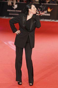 Rossy de Palma en los Premios Feroz 2014