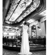 """Noiva Carol Nasser! @lathurler #confeitariacolombo #carolnasseratelier #casamento #noivacarolnasser #wedding #vestidodenoiva #usecarolnasser"" Photo taken by @carolnasseratelier on Instagram, pinned via the InstaPin iOS App! http://www.instapinapp.com (11/11/2014)"