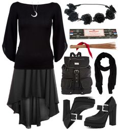 polyvore-gore: Requested: Witchy