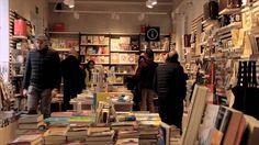 El edificio que alberga más de 80.000 libros en el centro de Madrid es lo más parecido a la Capilla Sixtina de las librerías