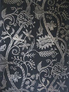 Amarynth handmade wallpaper by Dunford Wood