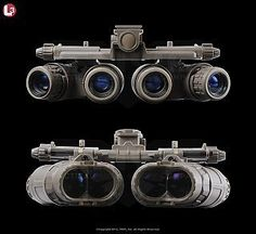 L-3 GPNVG-18 - Dovetail Mount Ground Panoramic Night Vision Goggle