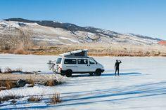 Bucket list: roadtrip across United States of America in a Westfalia van. Pinned from Stanley PMI
