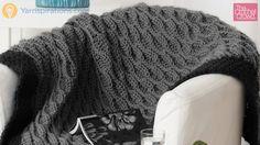Texture Afghan Crochet Pattern