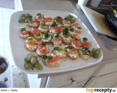 Rychlá česneková pomazánka Marmalade, Pasta Salad, Potato Salad, Recipies, Potatoes, Meat, Chicken, Ethnic Recipes, Spreads