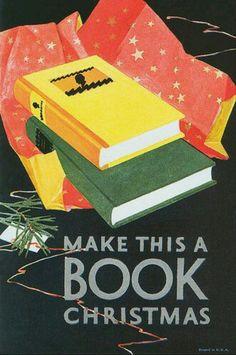 Make this a book Christmas.