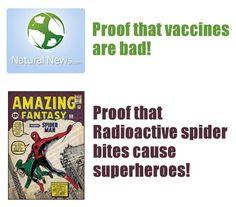 10 Memes To Help You Shut Anti-Vaxxers Up
