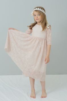 Vestido modelo Rocio Dulce Victoria