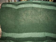 Vintage green crochet blanket by ALEXLITTLETHINGS on Etsy, $17.00