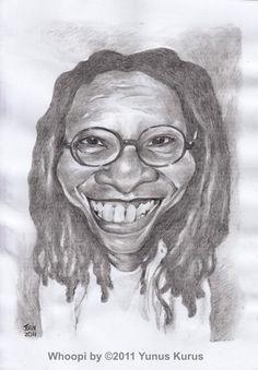 Cartoon Drawings of Famous People | cartoon pencil drawings of famous people/WaterScenes Wallpaper ...