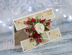 Craft and You Design: Christmas cards/ Świąteczne kartki