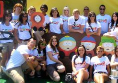 Lucky 415 Marketing and Promotions, Inc Comic Con event teams (Lucky415.com) #SmallBizLove