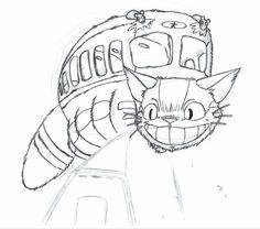 Catbus by ThePhantomDragon