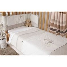 Buy Clair de Lune Story Quilt Bumper - Fitted at Argos.co.uk - Your Online Shop for Cot and bed bumpers.