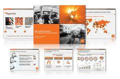 PowerPoint Presentation Design on Behance
