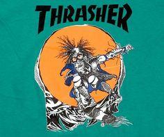 thrasher pushead http://www.tensionwire.com/blog/pushead-punk-art/#