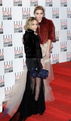 Ashley Olsen Photos - 2010 Elle Style Awards - Zimbio