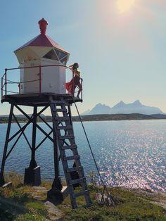 #PinpointTravel #Brennvik #Tranøy #Hamarøy #Norway #mountain #ocean #summer #lighthouse #AdventureTravel #Travel #nature #holiday #arctic #TravelAgency #TravelDestinations #TravelItinerary #TravelGuides #Destinations Arlene Foster, Lighthouses, The Fosters, Norway, Fair Grounds, Clip Art, Lights, Photo And Video, Travel
