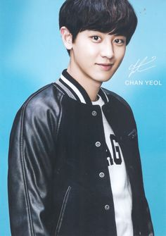 Chanyeol - 160224 SPAO poster - [SCAN][HQ] Credit: Von EXO.