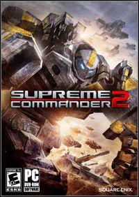Supreme Commander 2 (PC) okładka