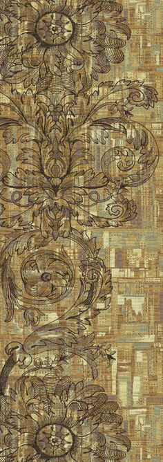 Belle Epoch Collection,  1956 by Tai Ping  Design KX01724-1 Axminster Runner