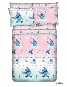 lilo and stitch bedding set - Google Search