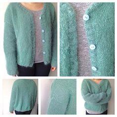 DIY tricot - Gilet Laine Rico Fashion Glitz - Perles   Co   tricot ... 5cab15ccc137