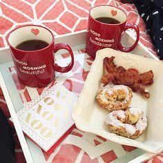 Thrifty Valentine's Date: Breakfast in Bed