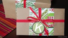 35 Unique Christmas Gift Wrapping Ideas