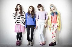 Japanese all-girl rock band, SCANDAL, will be touring throughout the world this spring. Description from plastikdolls.com. I searched for this on bing.com/images