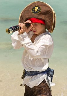 Pirate Day: Fun for Kids -  http://www.kcedventures.com/kids-resources/spring-break-2012-activities-with-kids/pirate-day-for-kids-fun-ideas-for-spring-break-activities-with-kids