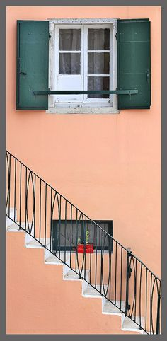 Village Loggos, Paxos - Robert Birkby Photography