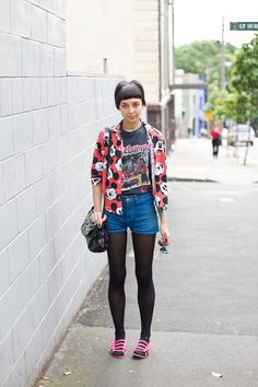 punk style = trickle up trend  Street Punk Fashion #DefineMyStyle