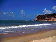 Praia Do Madeiro, Pipa, Rio Grande Do Norte, Brasil