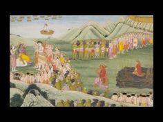 Le Ramayana de Valmiki illustré par les miniatures indiennes du XVI au XIXe siècle, Éditions Diane de Selliers.  Partie 2 - version française http://www.ramayanabook.com/